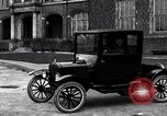 Image of Ford Model T cars United States USA, 1923, second 9 stock footage video 65675030087