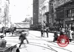 Image of vehicular traffic Detroit Michigan USA, 1929, second 12 stock footage video 65675030094