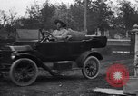 Image of Ford Model T touring car United States USA, 1916, second 7 stock footage video 65675030096