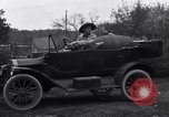 Image of Ford Model T touring car United States USA, 1916, second 10 stock footage video 65675030096