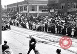 Image of President Wilson's motorcade Highland Park Michigan USA, 1916, second 2 stock footage video 65675030101