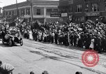 Image of President Wilson's motorcade Highland Park Michigan USA, 1916, second 4 stock footage video 65675030101