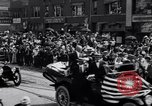 Image of President Wilson's motorcade Highland Park Michigan USA, 1916, second 11 stock footage video 65675030101