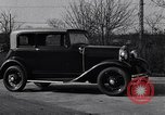 Image of Ford Model A cars United States USA, 1931, second 4 stock footage video 65675030123