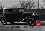 Image of Ford Model A cars United States USA, 1931, second 6 stock footage video 65675030123