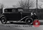 Image of Ford Model A cars United States USA, 1931, second 7 stock footage video 65675030123