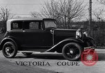 Image of Ford Model A cars United States USA, 1931, second 8 stock footage video 65675030123