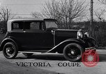 Image of Ford Model A cars United States USA, 1931, second 9 stock footage video 65675030123