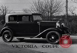 Image of Ford Model A cars United States USA, 1931, second 10 stock footage video 65675030123