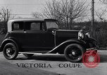 Image of Ford Model A cars United States USA, 1931, second 11 stock footage video 65675030123