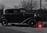 Image of Ford Model A cars United States USA, 1931, second 12 stock footage video 65675030123