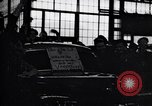 Image of Ford assembly plant converts to jeep production during war Chester Pennsylvania USA, 1942, second 4 stock footage video 65675030124