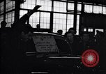 Image of Ford assembly plant converts to jeep production during war Chester Pennsylvania USA, 1942, second 6 stock footage video 65675030124