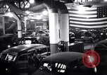 Image of final Ford V8 rolls off assembly line Chester Pennsylvania USA, 1942, second 7 stock footage video 65675030125