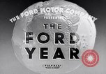 Image of Ford's progress in 1934 during Great Depression United States USA, 1935, second 9 stock footage video 65675030127