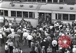Image of milling crowd Dearborn Michigan USA, 1938, second 1 stock footage video 65675030135