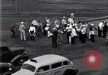 Image of newspaper vendors Dearborn Michigan USA, 1938, second 5 stock footage video 65675030136