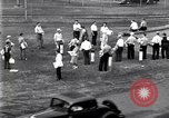 Image of newspaper vendors Dearborn Michigan USA, 1938, second 11 stock footage video 65675030136