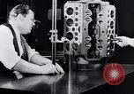 Image of crankshaft production Dearborn Michigan USA, 1941, second 10 stock footage video 65675030138