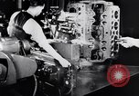 Image of crankshaft production Dearborn Michigan USA, 1941, second 11 stock footage video 65675030138
