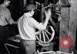 Image of wheel manufacture United States USA, 1919, second 5 stock footage video 65675030149