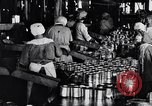 Image of meat canning United States USA, 1919, second 1 stock footage video 65675030151