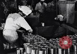 Image of meat canning United States USA, 1919, second 6 stock footage video 65675030151