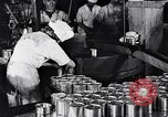 Image of meat canning United States USA, 1919, second 7 stock footage video 65675030151