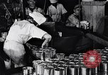 Image of meat canning United States USA, 1919, second 11 stock footage video 65675030151