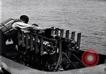 Image of speed boat Detroit Michigan USA, 1919, second 3 stock footage video 65675030171