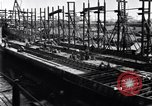 Image of shipyard Michigan United States USA, 1919, second 4 stock footage video 65675030172