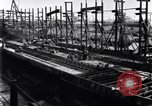 Image of shipyard Michigan United States USA, 1919, second 5 stock footage video 65675030172
