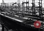 Image of shipyard Michigan United States USA, 1919, second 6 stock footage video 65675030172
