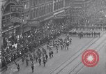 Image of safety Parade Detroit Michigan USA, 1919, second 2 stock footage video 65675030181