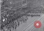 Image of safety Parade Detroit Michigan USA, 1919, second 4 stock footage video 65675030181