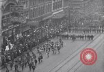 Image of safety Parade Detroit Michigan USA, 1919, second 5 stock footage video 65675030181