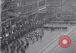 Image of safety Parade Detroit Michigan USA, 1919, second 6 stock footage video 65675030181