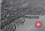 Image of safety Parade Detroit Michigan USA, 1919, second 7 stock footage video 65675030181