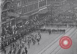 Image of safety Parade Detroit Michigan USA, 1919, second 8 stock footage video 65675030181