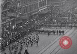 Image of safety Parade Detroit Michigan USA, 1919, second 9 stock footage video 65675030181
