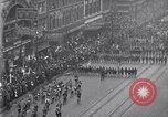 Image of safety Parade Detroit Michigan USA, 1919, second 10 stock footage video 65675030181