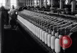 Image of rolls of cotton United States USA, 1922, second 2 stock footage video 65675030183