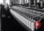 Image of rolls of cotton United States USA, 1922, second 3 stock footage video 65675030183