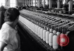 Image of rolls of cotton United States USA, 1922, second 10 stock footage video 65675030183