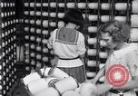 Image of weaving cotton United States USA, 1922, second 9 stock footage video 65675030188