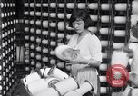 Image of weaving cotton United States USA, 1922, second 11 stock footage video 65675030188