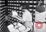 Image of weaving cotton United States USA, 1922, second 12 stock footage video 65675030188