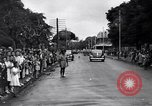 Image of French troops reviewed Cayenne French Guiana, 1942, second 6 stock footage video 65675030193