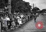 Image of French troops reviewed Cayenne French Guiana, 1942, second 8 stock footage video 65675030193