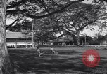 Image of AEF barracks Trinidad, 1942, second 5 stock footage video 65675030207